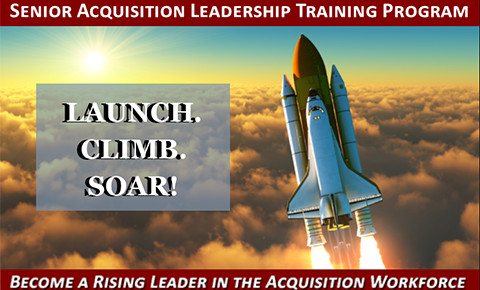 Become a rising leader in the acquisition workforce