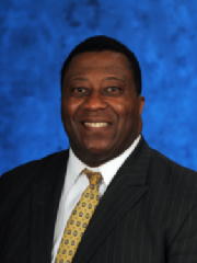Clifton Blount, Vice Chancellor, VA Acquisition Academy, Supply Chain Management School